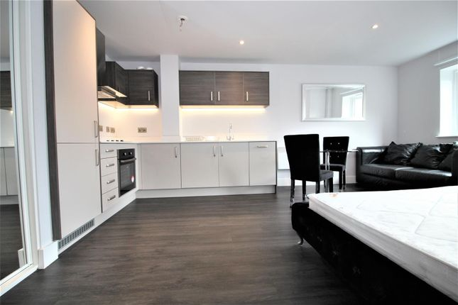 Studio for sale in Aria Apartments, Chatham Street, Leicester LE1