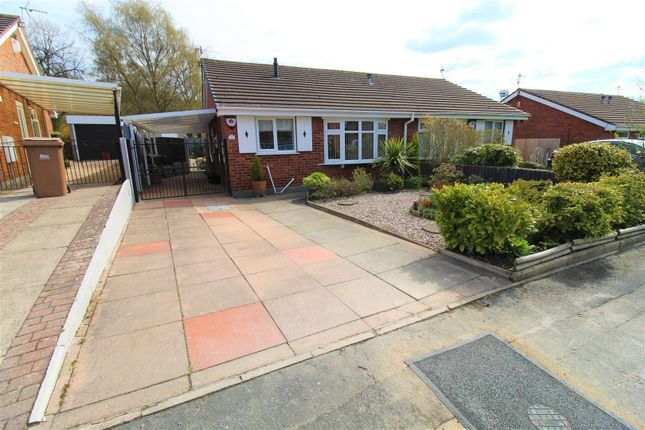 2 bed semi-detached bungalow for sale in Kirkwall Grove, Milton, Stoke-On-Trent ST2