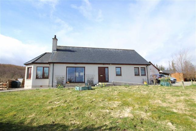 Thumbnail Detached bungalow for sale in Cnoc Na Caorann, Wester Drummond, Whitebridge