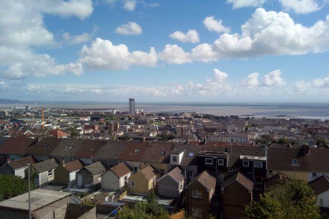 Thumbnail Property to rent in Penmaen Terrace, Mount Pleasant, Swansea