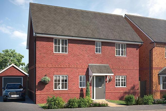 Thumbnail Detached house for sale in Plot 81 - The Chadwell, Crowthorne