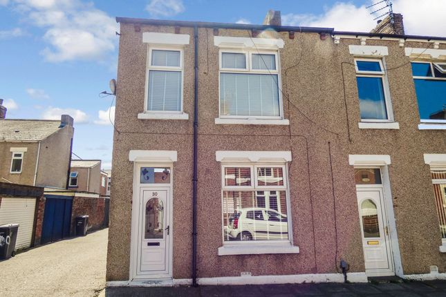 Thumbnail Terraced house to rent in Buchanan Street, Hebburn