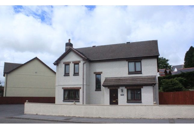 5 bed detached house for sale in Llandeilo Road, Gorslas
