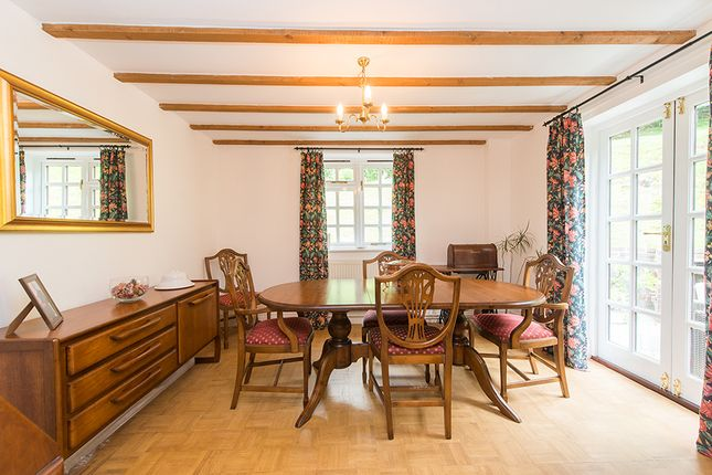 Dining Room of Lower Frith Common, Eardiston, Tenbury Wells WR15