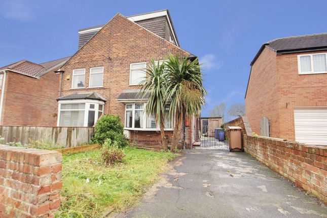 Thumbnail Semi-detached house for sale in Main Street, Paull, Hull