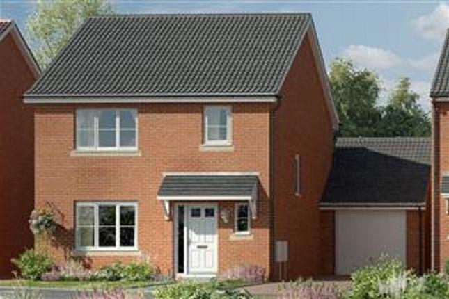 Thumbnail End terrace house for sale in Portland Way, Off Bramford Road, Great Blakenham, Suffolk