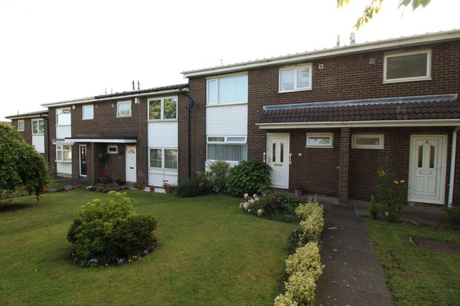 Thumbnail Terraced house for sale in Birkshaw Walk, West Denton, Newcastle Upon Tyne