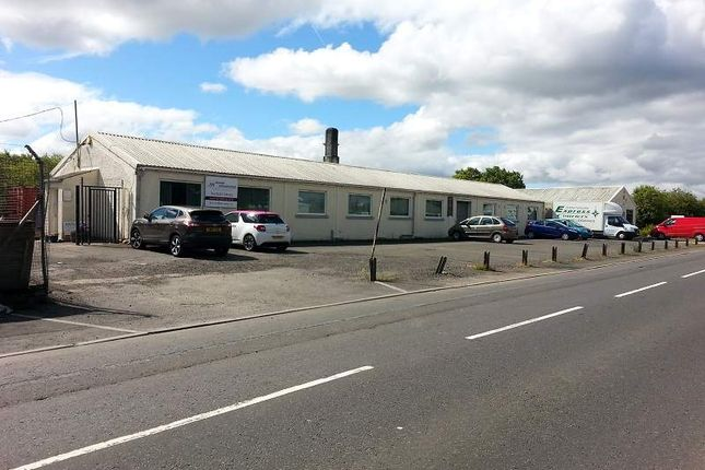 Thumbnail Light industrial for sale in Dixon Terrace, Whitburn, Bathgate