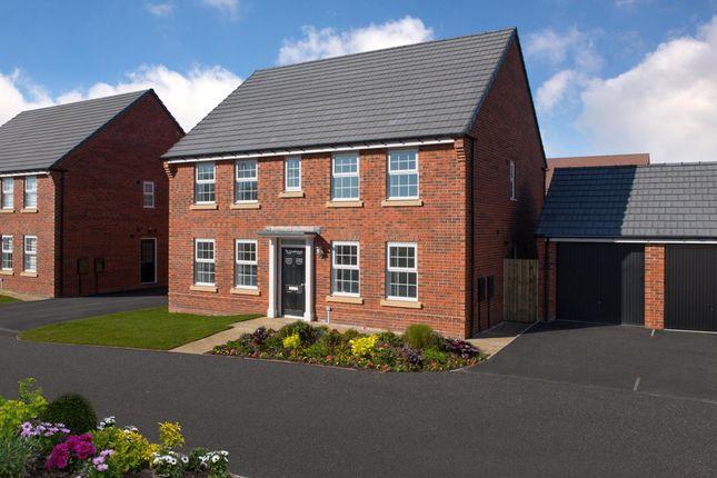 "Thumbnail Detached house for sale in ""Chelworth"" at Boroughbridge Road, Knaresborough"