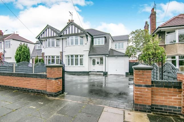 Thumbnail Semi-detached house for sale in Heath Drive, Upton, Wirral