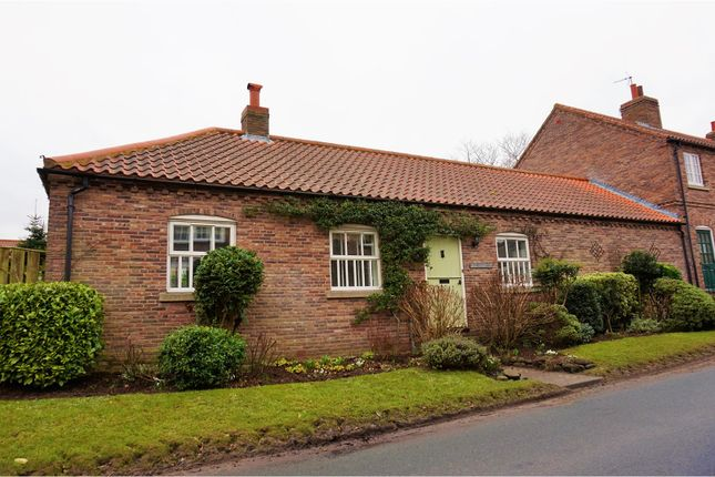 Thumbnail Semi-detached bungalow for sale in Townend Court, Great Ouseburn, York