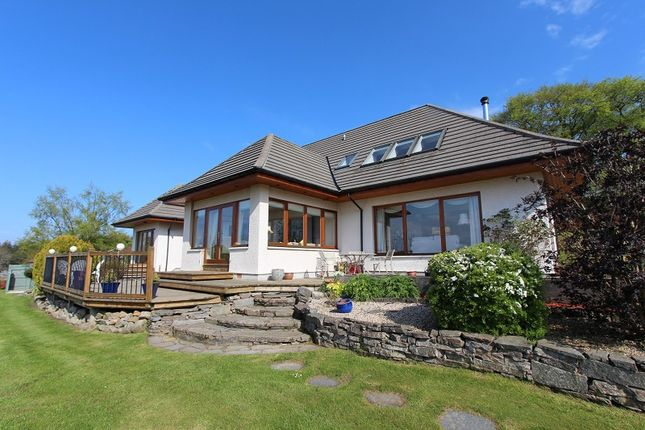 Thumbnail Detached house for sale in Iolaire Blackpark Farm, Inverness