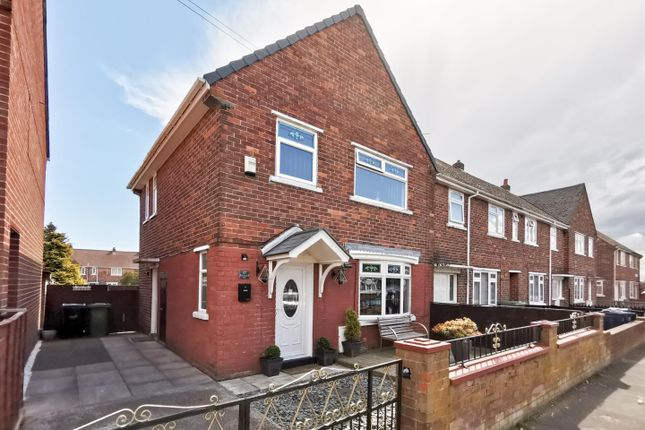 3 bed semi-detached house for sale in Queen Elizabeth Drive, Easington Lane, Houghton Le Spring DH5