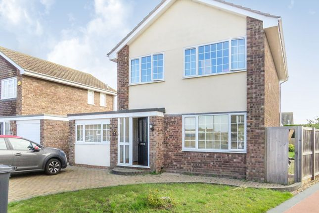 Thumbnail Detached house for sale in Beaumont Close, Walton On The Naze