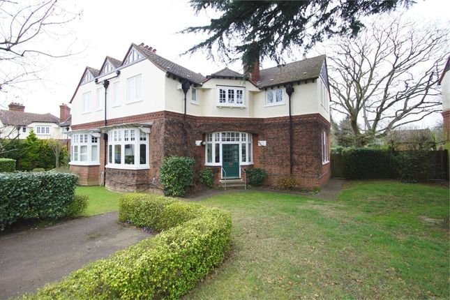 Thumbnail Semi-detached house for sale in Rowanwood Avenue, Sidcup, Kent