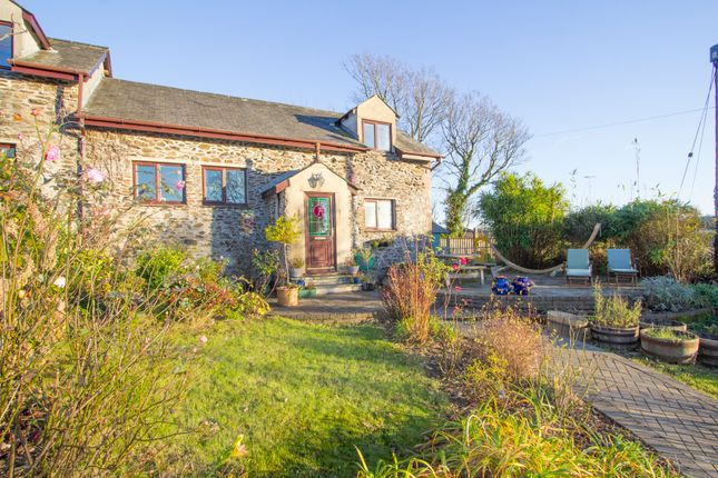 Thumbnail 3 bedroom barn conversion for sale in Notter, Saltash, Cornwall