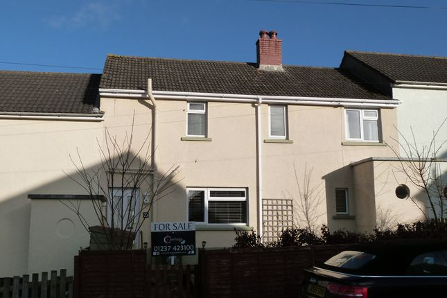 Thumbnail Terraced house for sale in Northgate, Hartland