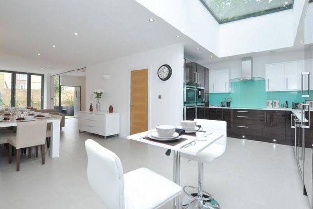 Thumbnail Flat to rent in Newington Green Road, Canonbury, London