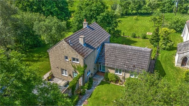 Thumbnail Detached house for sale in Merrylaw, West Woodburn, Northumberland.
