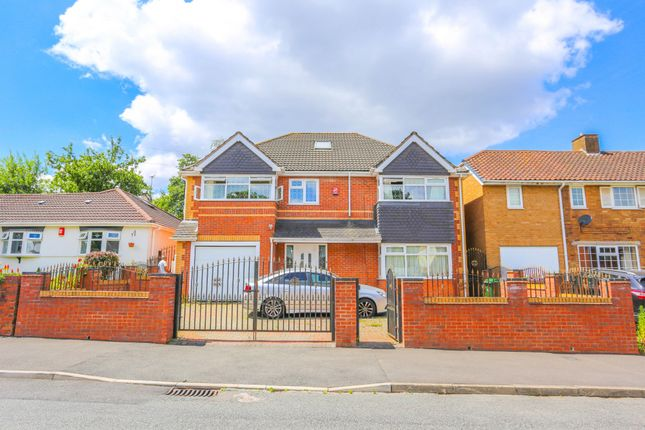 Thumbnail Detached house for sale in Woodbourne Road, Bearwood