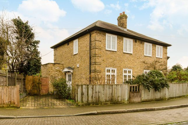 Thumbnail Semi-detached house to rent in Longstaff Crescent, Southfields, London