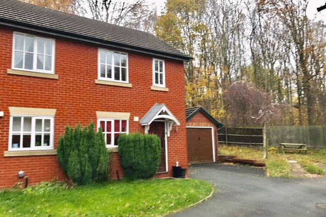 Thumbnail Semi-detached house for sale in Magpie Way, Telford