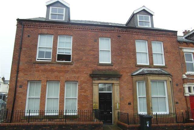 Thumbnail Flat to rent in Compton Street, Carlisle, Cumbria