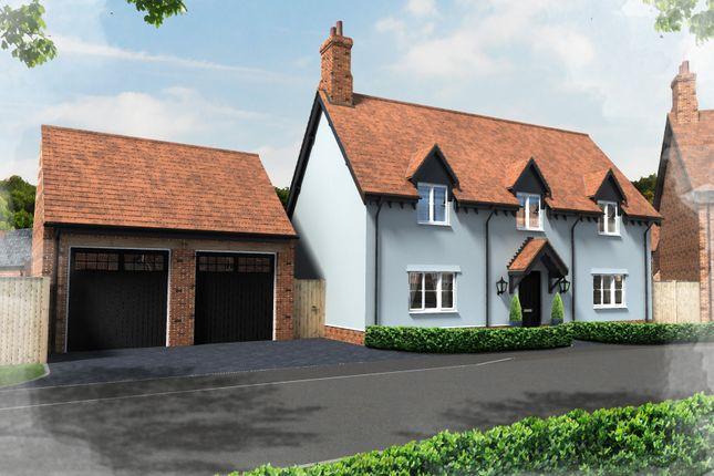 Thumbnail Detached house for sale in Plot 41, Hill Place, Brington, Huntingdon