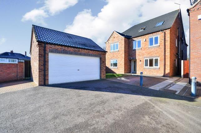 Thumbnail Detached house for sale in Derby Road, Kirkby-In-Ashfield, Nottinghamshire, Notts