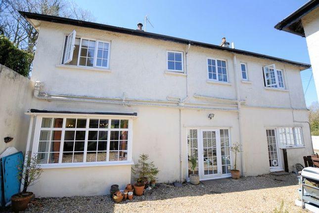 Thumbnail Detached house for sale in Tavistock Road, Yelverton