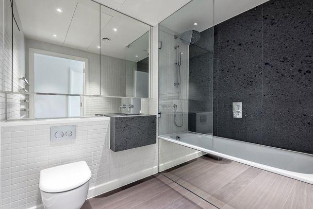 Bathroom of No.1, Upper Riverside, Cutter Lane, Greenwich Peninsula SE10