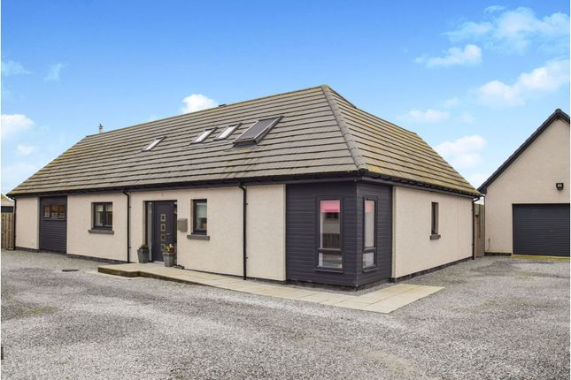Thumbnail Detached house for sale in Hame-Noo, Lossiemouth