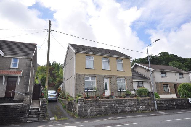 Thumbnail Detached house for sale in Chelsea House, 7 Capel Ifan Road, Pontyberem