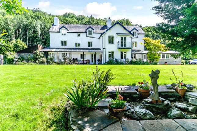 Thumbnail Country house for sale in Aberedw, Builth Wells, Powys