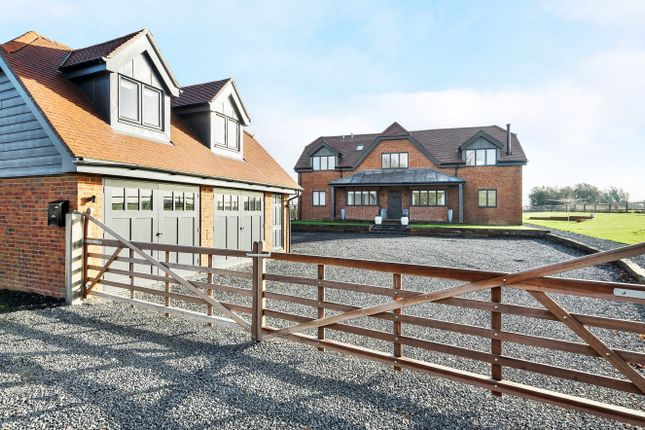 Thumbnail Detached house for sale in Pagham Road, Nr Chichester