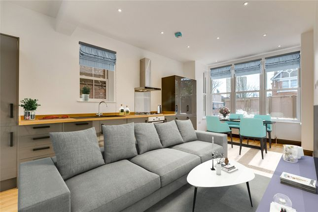 Thumbnail Flat for sale in Buxton Gardens, Acton, London