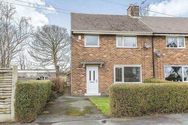 Thumbnail Semi-detached house for sale in Greenend, Samlesbury, Preston