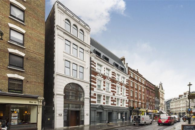Thumbnail Block of flats for sale in Great Newport Street, Covent Garden