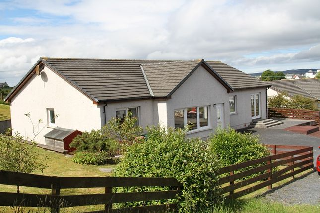 Thumbnail Bungalow for sale in Hillside, Bowmore, Isle Of Islay