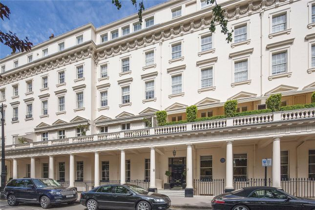 Thumbnail Flat for sale in Eaton Square, Belgravia, London