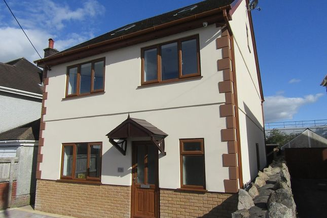 Thumbnail Detached house for sale in St. Johns Road, Clydach, Swansea, City And County Of Swansea.