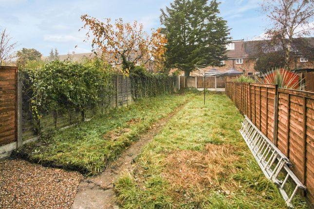 Garden At Back of Elm Road, Erith DA8