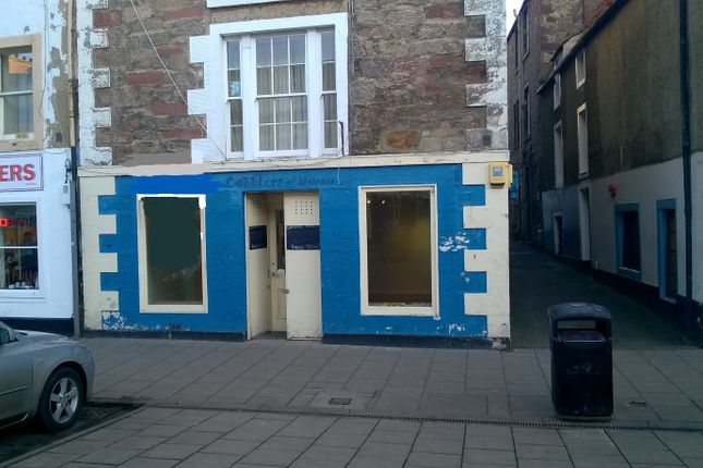 Thumbnail Retail premises for sale in High Street, Haddington