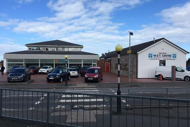 Thumbnail Restaurant/cafe to let in Former Slaters Of Abergele Market Street, Abergele