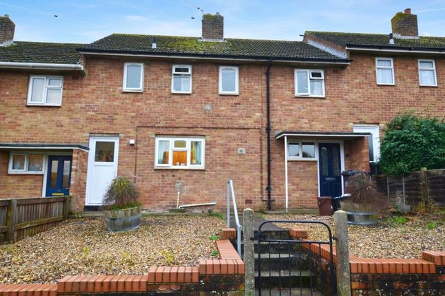 Thumbnail Terraced house for sale in St. Albans Place, Taunton, Somerset
