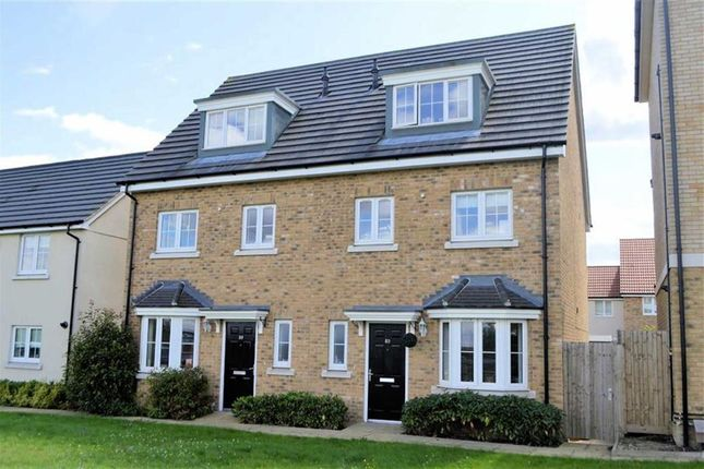 Semi-detached house to rent in Blenheim Square, North Weald, Epping