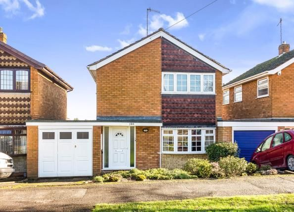 Thumbnail Detached house for sale in Balmoral Road, Stourbridge, West Midlands