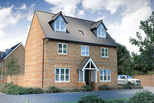 "Thumbnail Detached house for sale in ""The Landguard"" at Furlongs, Drayton, Abingdon"