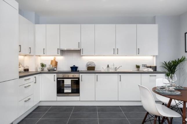 Kitchen of The Quadrangle, High Street, Hornsey N8