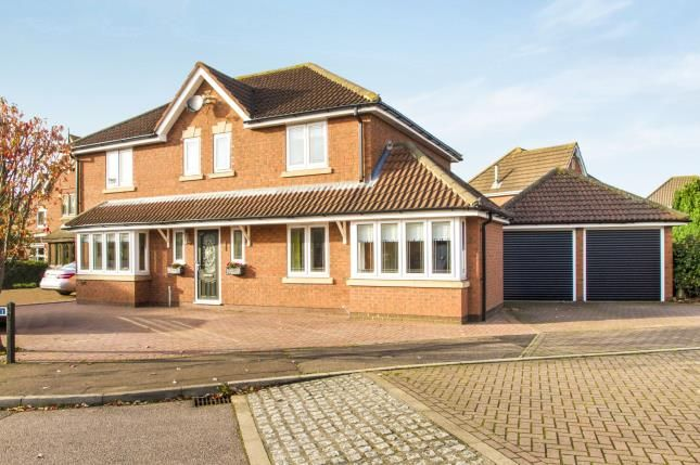 Thumbnail Detached house for sale in Lingmoor, Stukeley Meadows, Huntingdon, Cambs